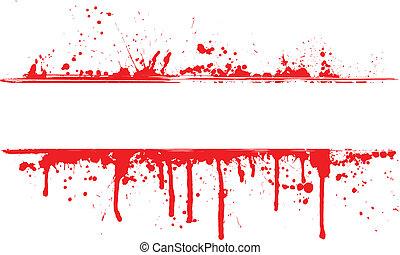 La sangre esparció la frontera