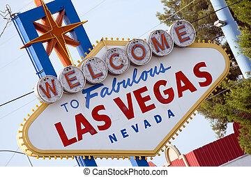 La señal de Las Vegas