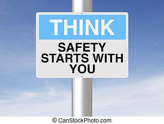 La seguridad comienza contigo