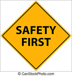 La seguridad es la primera ilustración