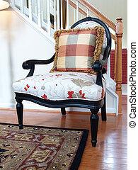 La silla de diseño