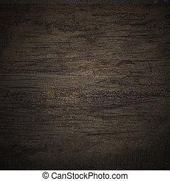 La textura de la pared negra