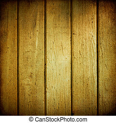 La textura de madera amarilla sobrepasada.