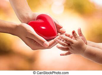 La vida en tus manos, corazón