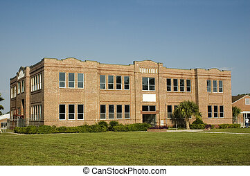 La vieja escuela