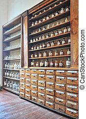 La vieja farmacia