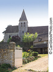 La vieja iglesia