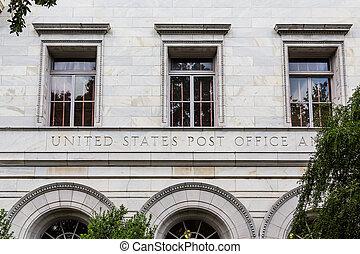 La vieja oficina postal de Savannah