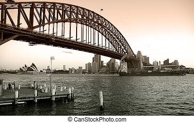 La vieja Sydney