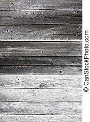 La vieja tabla de la textura de madera