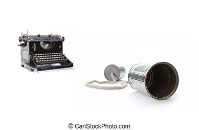 La vieja tecnología