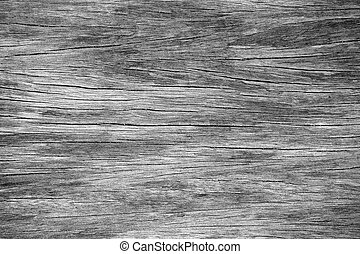 La vieja textura de madera