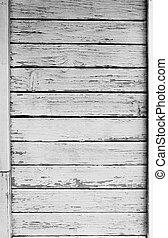 La vieja textura natural del muro de madera