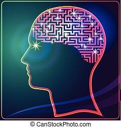 Laberinto cerebral