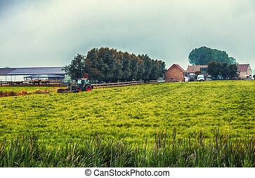 Landscape en Bélgica
