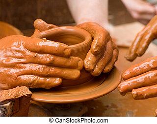 Las manos de Potter