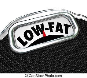 Las palabras bajas en grasas escalan los aperitivos nutricionales