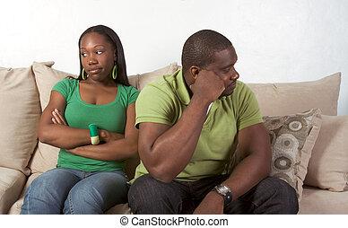 Las relaciones de pareja familiar son difíciles