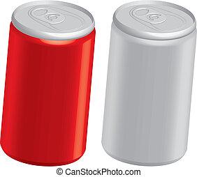 Latas de Cola