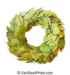 Laurel Wreath aislado