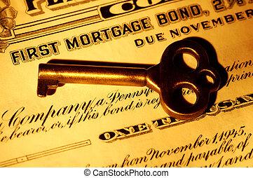 Lazo de hipoteca