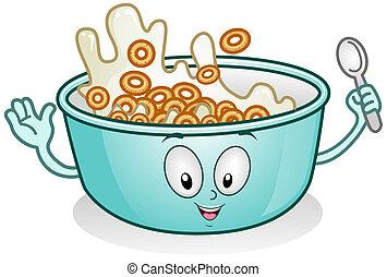 Leche de cereales
