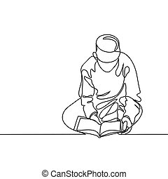 lectura chico, fez, koran.