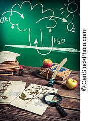 Lectura de fotosíntesis sobre biología