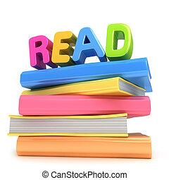 Lectura de libros