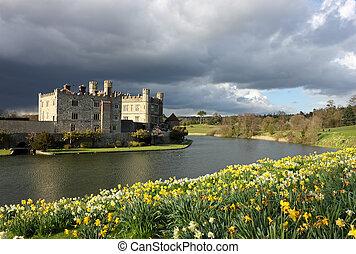 Leeds Castillo en Kent, Reino Unido