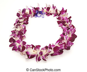 lei, hawaiano