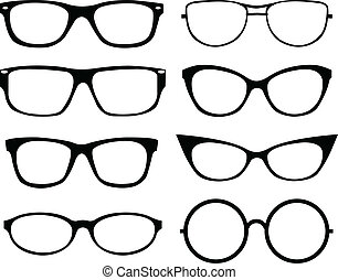lentes, conjunto