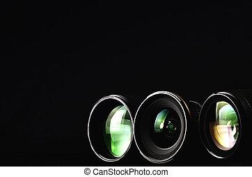 Lentes de fotografía