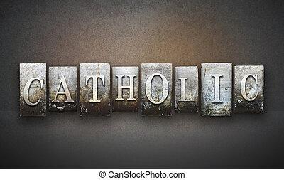 Letras católicas