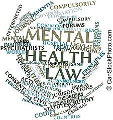 Ley de salud mental