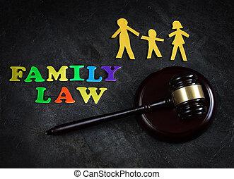 Ley familiar de tres