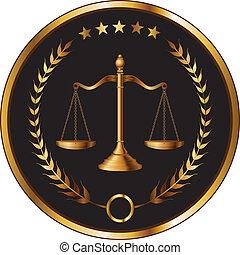 Ley o sello de capas