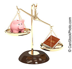 Ley y dinero