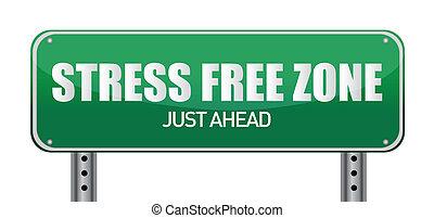 libre, énfasis, zona, sólo, adelante