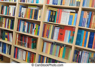 libro, biblioteca