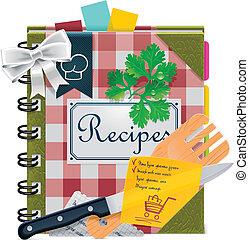 Libro de Cocina Vector XXL