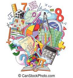 Libro del conocimiento para las matemáticas