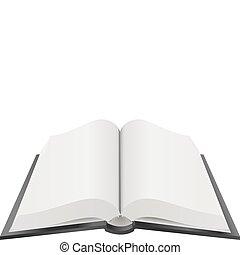 libro, ilustración