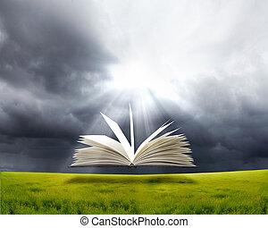 Libro y naturaleza