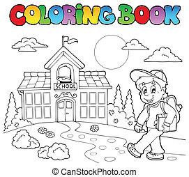 Libros de colores caricaturas 7