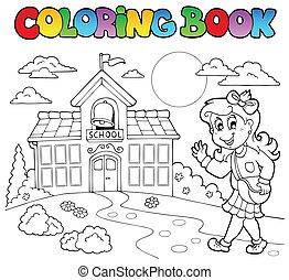 Libros de colores caricaturas 8