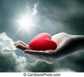 Ligth en tu corazón
