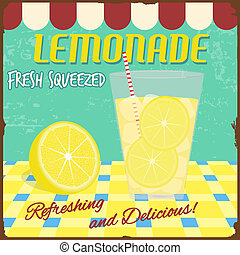 limonada, cartel