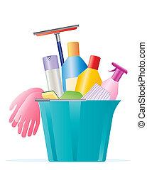 limpieza del resorte