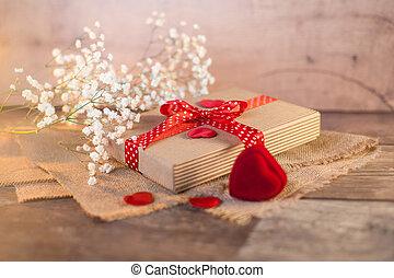 Lindo regalo el día de San Valentín